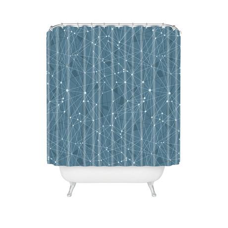 Atlantis BL // Shower Curtain