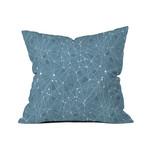 "Atlantis BL // Throw Pillow (18"" x 18"")"