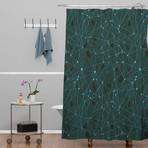 Atlantis GR // Shower Curtain