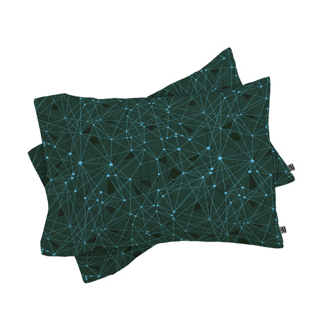 Atlantis GR // Pillow Case // Set of 2