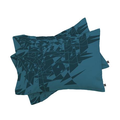 Glass BG // Pillow Case // Set of 2