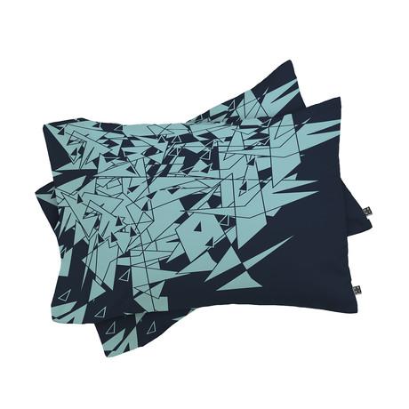 Glass DB // Pillow Case // Set of 2