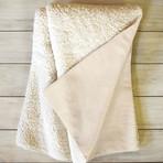 Socially Networked // Fleece Throw Blanket (Medium)