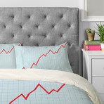 Things Are Looking Up // Pillow Case // Set of 2