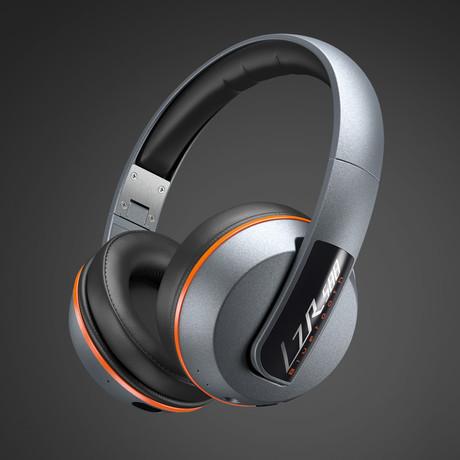 Magnat LZR 588 BT // Silver + Orange