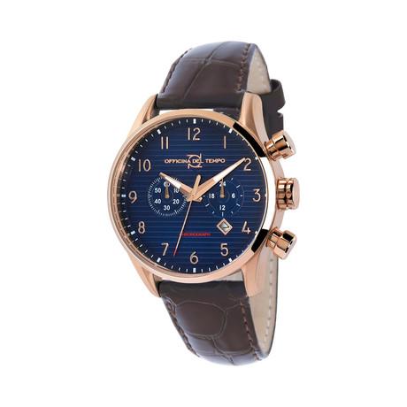 Officina del Tempo Style Minimal Quartz // OT1033-130BGM
