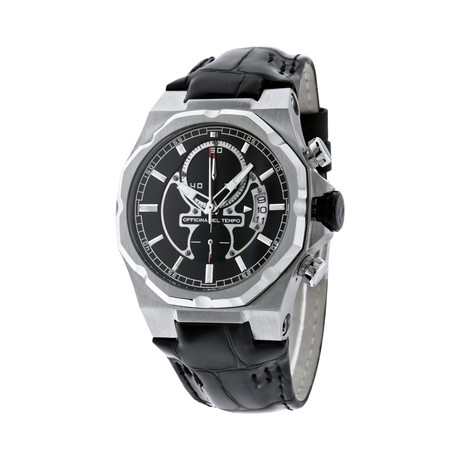 Officina del Tempo New Race LTD Chronograph Quartz // OT1041-110N