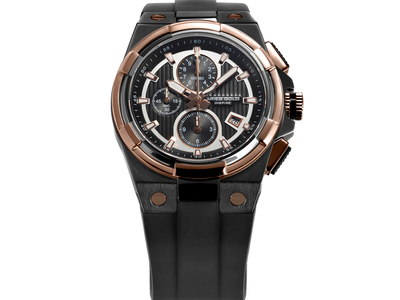 Photo of Aries Gold Sophisticated Men's Watches  Aries Gold King Chronograph Quartz // G 7311 BKRG-BKRG by Touch Of Modern