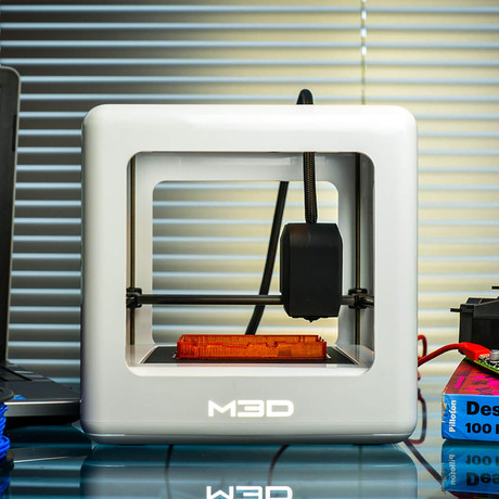 The Micro 3D Printer // White