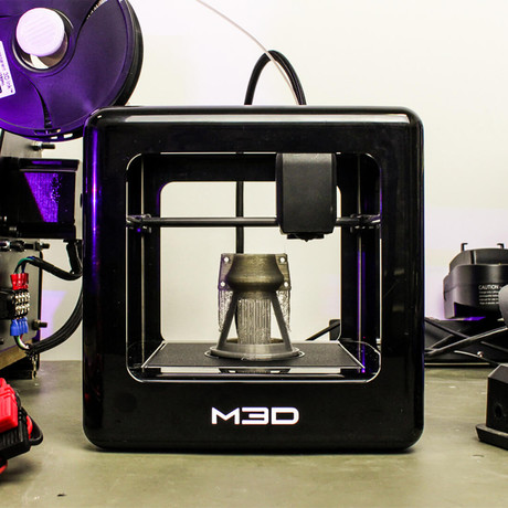 The Micro 3D Printer // Black