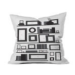 "Image Not Found // Throw Pillow (18"" x 18"")"