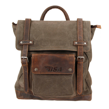 Road Rocket Back Pack // Brown