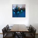 "Blue Waters // CH Studios (12""W x 12""H x 0.75""D)"