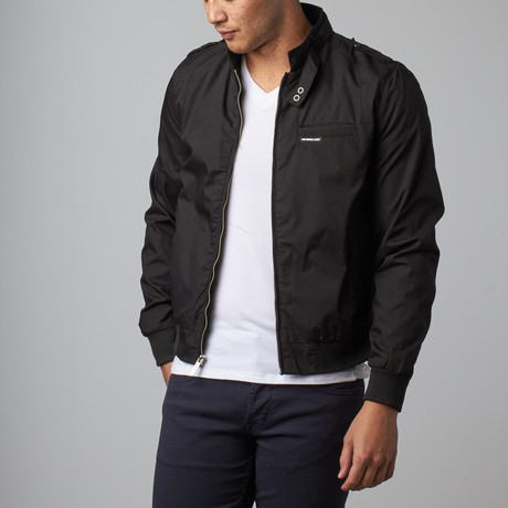 Racer Jacket // Black