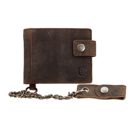 Archduke Wallet // Brown