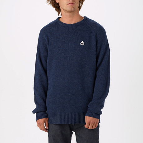 Gus Sweater // Dress Blues Heather
