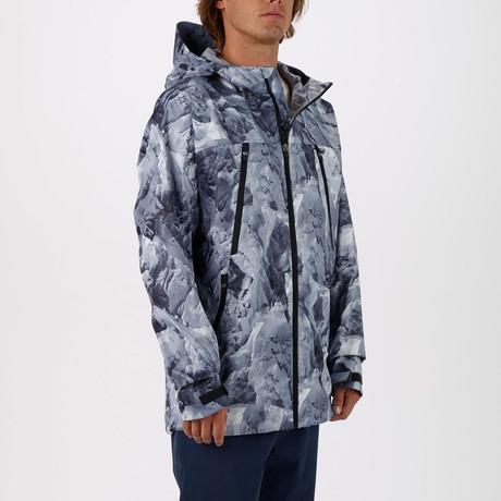 Shadow Jacket // Glacier