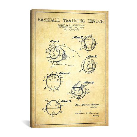 Baseball Device // Vintage