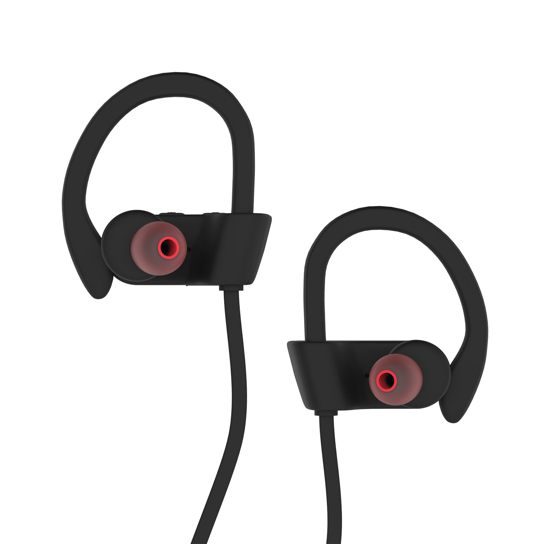 xr500 waterproof bluetooth earbuds black treblab touch of modern. Black Bedroom Furniture Sets. Home Design Ideas