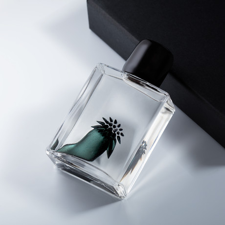 Squared // 120ml (Emerald Green)