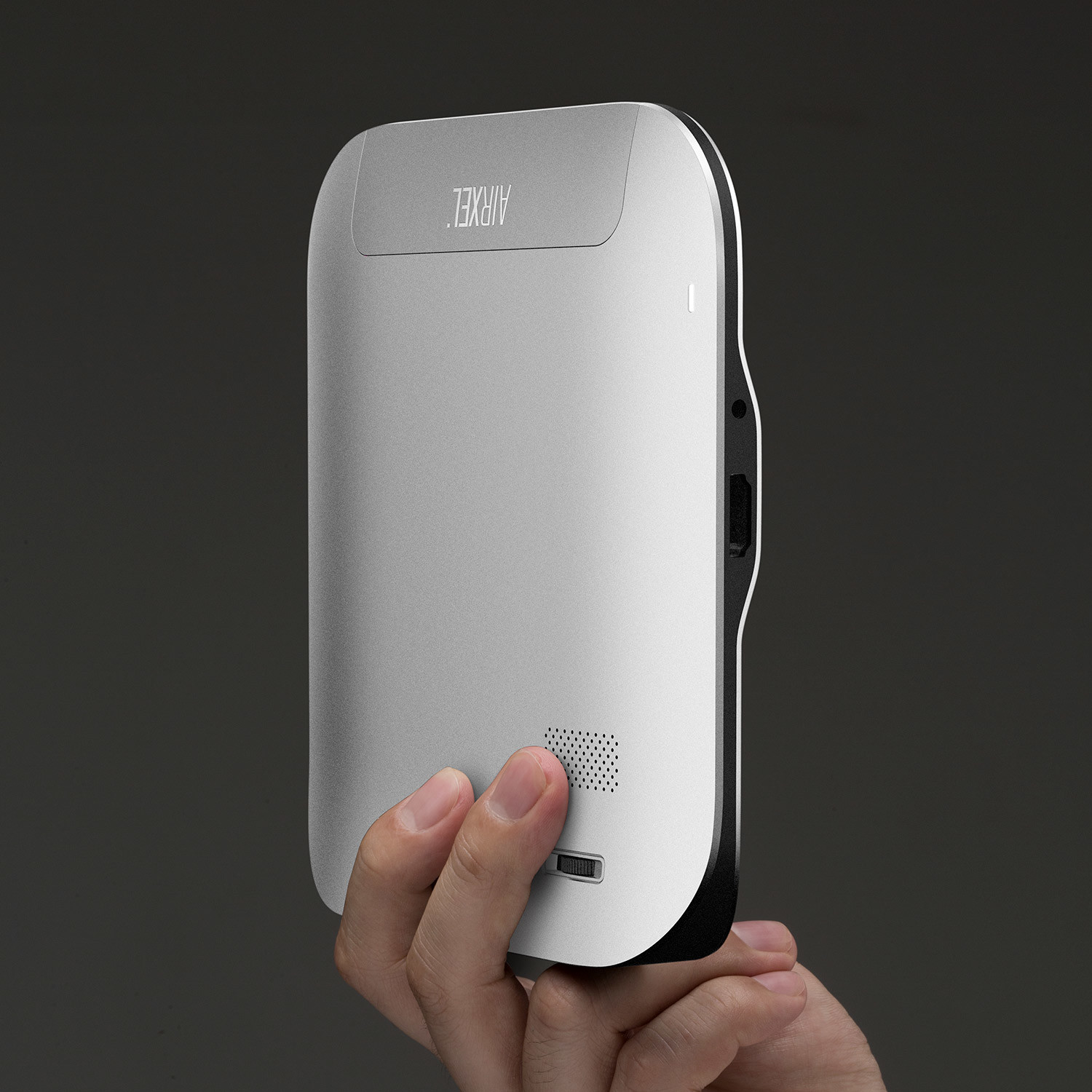 Airxel projector silver innoio touch of modern for What is touchofmodern