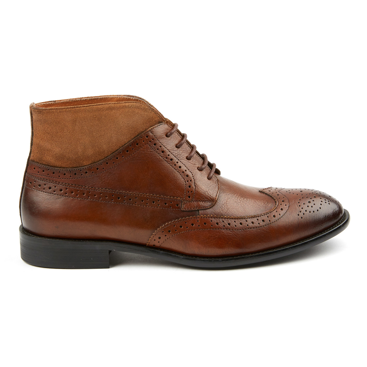 for sale very cheap explore for sale Vintage Foundry Graham Lack Up Boot pictures sale online ruNXhTKA