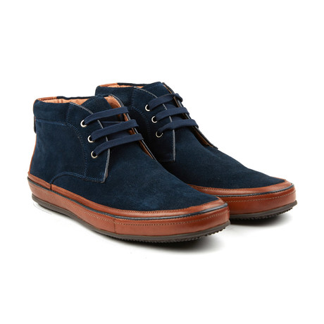 Vintage Foundry // Drigss Boot // Navy