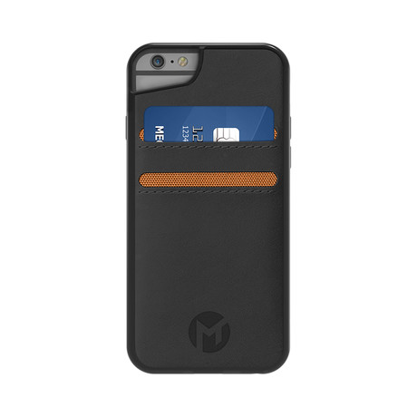 Anti-Gravity Case + Megaback Wallet Combo Pack (iPhone 6/6s/7/8)