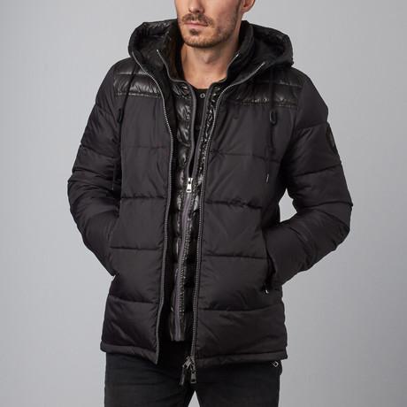 OOKPIK // Wolf Jacket // Black