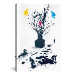 "Inked // Rob Dobi (26""W x 40""H x 1.5""D)"