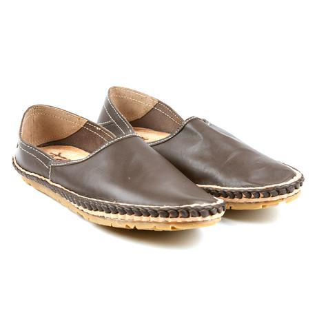 Tycoon Sandals // Brown