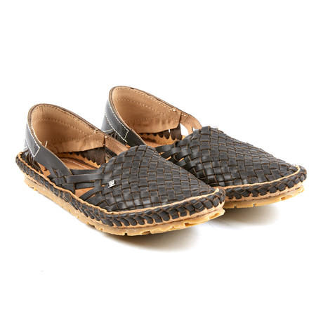 Holas Sandals // Black