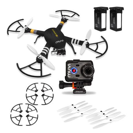 Q-Drone // Bundle 4