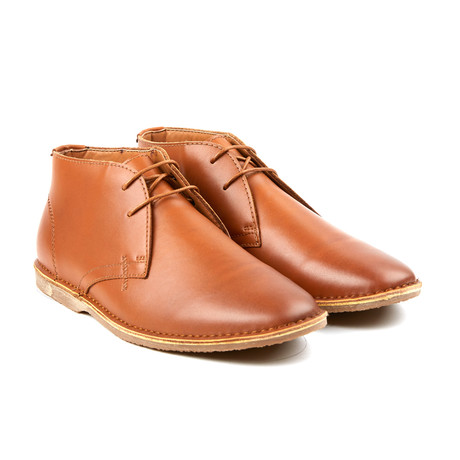 Tyler Chukka Boot // Tan