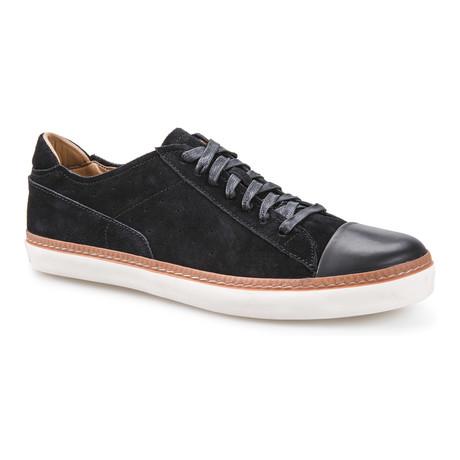 Pitt Captoe Sneaker // Black