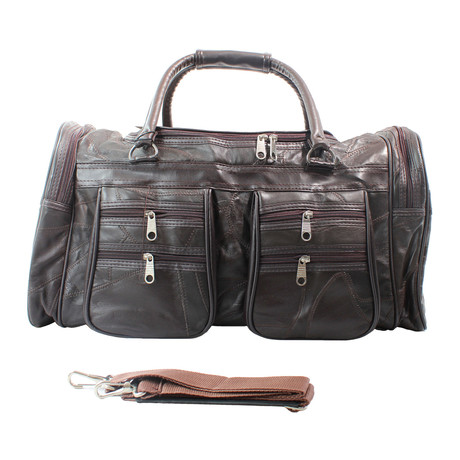 Verona Travel Bag (Black)