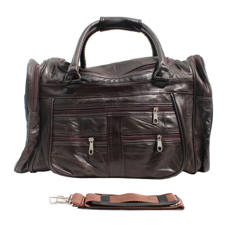 Lucca Travel Bag (Black)