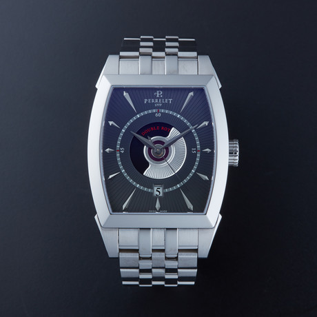 Perrelet Double Rotor Automatic // A1029/B // Unworn
