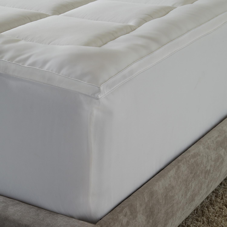 home design 5 zone memory foam mattress pad loft works 4 5