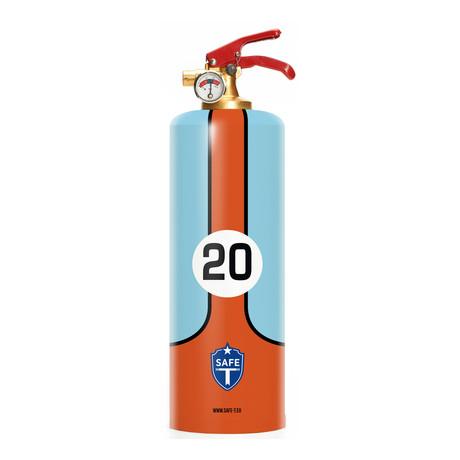 Safe-T Designer Fire Extinguisher // Racing