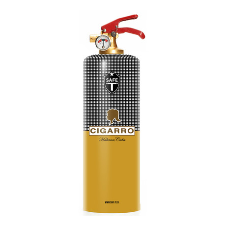 Safe-T Fire Extinguisher // Cohiba