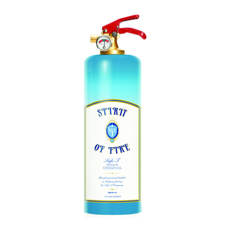 Safe-T Designer Fire Extinguisher // Spirit