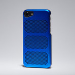Extreme GT Coolmesh iPhone Case // Exotic Blue + Black Trim
