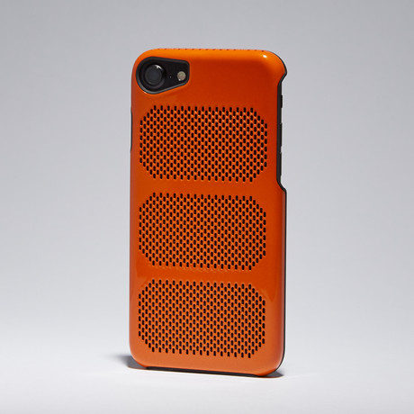 Extreme GT Coolmesh iPhone Case // Exotic Orange + Black Trim