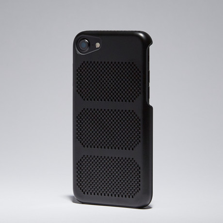 Extreme GT Coolmesh iPhone Case // Black