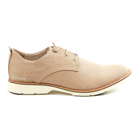 Casual Low-Top Shoe // Light Brown (Euro: 41)