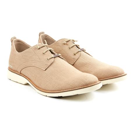 Casual Low-Top Shoe // Light Brown