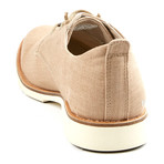 Casual Low-Top Shoe // Light Brown (Euro: 45)