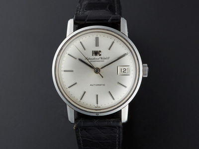 Touch Of Modern - The Vault Sale Feat. Rolex, Omega, Patek Philippe + More IWC Automatic // 111598 // Pre-Owned Photo