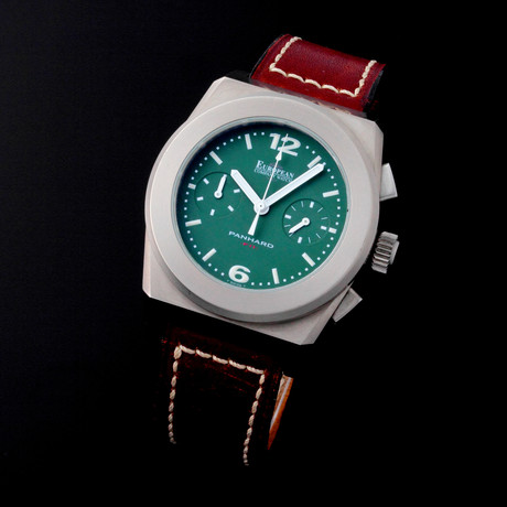 European Company Watch Chronograph Automatic // Limited Edition // F11 // TM749 // c.2010's // Pre-O...